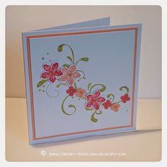 Stampin Up Petite Petals, Everything Eleanor