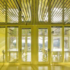 Galeria - Incubadora de Empresas de Biotecnologia Biopôle / PERIPHERIQUES Architectes - 14