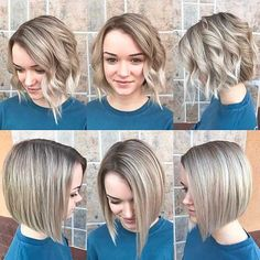 Got round face and looking for and inspiring short hair ideas that will flatter your face without over-emphasizing it? We have collected the latest short hairstyle ideas for you. 1. Best Brunette Short Hairstyle for Round Faces Angled bob hairstyles… Continue Reading →