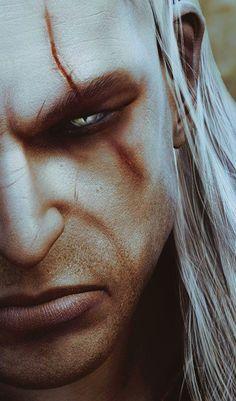 Geralt - #The Witcher