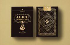 DeckStarter: Alice in Wonderland Q&A — The Dieline