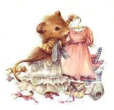 Милые мышки. Часть 1 - Ярмарка Мастеров - ручная работа, handmade