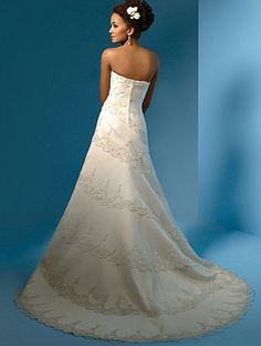 bride / dress