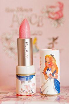 Dress up lipstick by paul & joe for disney