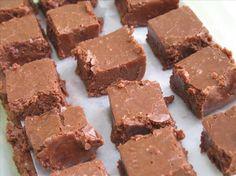Weight Watchers Chocolate Marshmallow Fudge Recipe