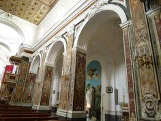 Basilica Santa Maria di Loreto, Forio, Isola Ischia Italia (Maggio)
