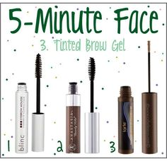 The secret to getting your makeup look done and out the door in 5 minutes is to use multi-taskers like ones that are tinted. Beauty Tips For Hair, Beauty Secrets, Diy Beauty, Beauty Hacks, Beauty Products, Makeup Set, Love Makeup, Skin Makeup, Makeup Looks