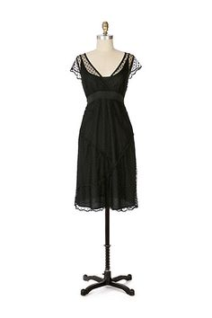 Night Falls Dress #anthropologie