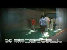 Sensacell Interactive LED Floor - Expo Zaragoza 08