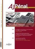 """Dossier : """"Les violences familiales, aide aux victimes et répression"""", Actualité Juridique Droit Pénal (AJDP) Dalloz, No 5 (mai 2014), page(s) 208-222.  Salle des périodiques PK 245. En ligne sur : http://bu.dalloz.fr.doc-distant.univ-lille2.fr/documentation/Document?id=AJPEN#TargetSgmlIdAJPEN/CHRON/2014/0105"""