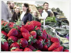 Mercado Agrícola de Montevideo - en rojo
