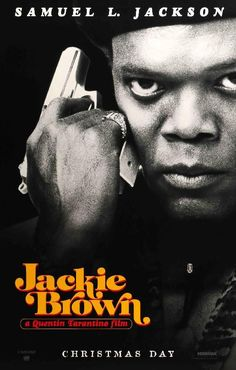 Jackie Brown (1997) Original One Sheet Movie Poster