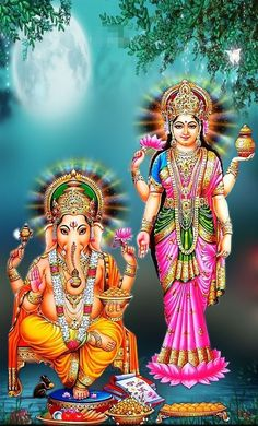 Lakshmi Ganapathi Puja - Invokes Co-Action of Wealth and Prosperity and Remove Bad Effects