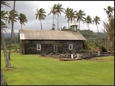Keanae Congregational Church - Keanae, Hawaii