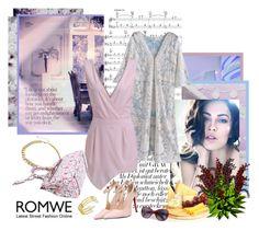 """Romwe 97."" by carola-corana ❤ liked on Polyvore"