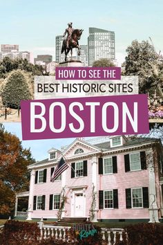 How to See the Best Historic Sites in Boston - from revolutionary sites on the Freedom Trail like the Old South Meeting House to momentous sites of African American History on the Black Heritage Trail Places In Boston, Boston Things To Do, Zermatt, All Family, Family Travel, Family Holiday, Holiday Ideas, Tahiti, Boston Vacation