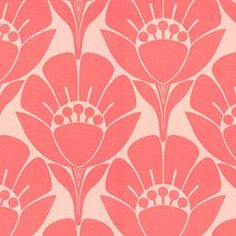 fabric...***but what a great image/motif for a handmade stamp!