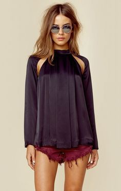 C/meo New Bohemian Clothes Can't Resist Top Boho Gypsy, Hippie Boho, Bridget Satterlee, California Girl Style, Women's Summer Fashion, Black Tops, Latest Trends, Celebrity Style, Mini Skirts