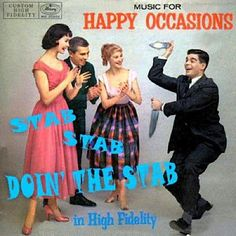 Music for Happy Occasions (Classic bad album cover) Lp Cover, Vinyl Cover, Cover Art, Worst Album Covers, Cool Album Covers, Book Covers, Easy Listening, Lps, Jazz