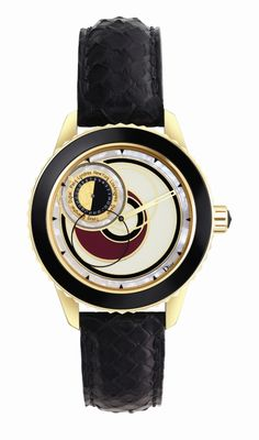 Luxury watch collection from Dior