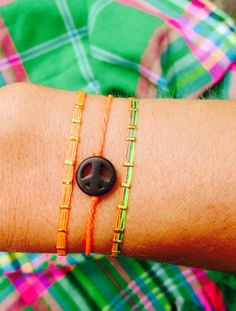 Kingsday Catch Armbanden By: Project Suitcase http://lokalinc.nl/