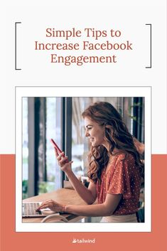 Want to increase Facebook engagement, but you're not sure where to start? Try adding these easy to use tactics to drive engagement on Facebook!