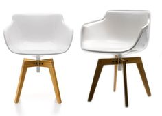 SCOONWOON Antwerpen - Flow chair, MDF Italia