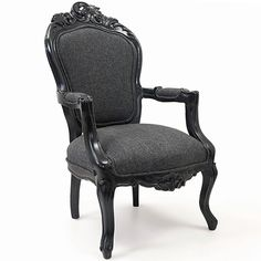 ReNoir XV Louis dönemi berjer. ReNoir XV Louis armchair.
