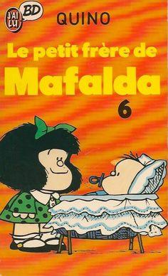 MAFALDA. Tome 06 : Le petit frère de Mafalda