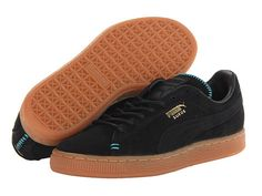 PUMA Suede Classic Crafted Tradewinds/Bluebird - 6pm.com