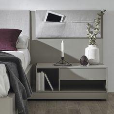 Mobenia: Furniture & Decoration - ArchiExpo Unique Furniture, Furniture Decor, Furniture Design, Bedroom Bed, Bedroom Decor, Bedrooms, Bedside Table Design, Bedding Inspiration, Bed Design