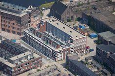 #FAROarchitects - Droste factory site in Haarlem