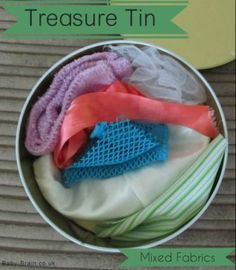 Treasure Baskets & Heuristic play: Quick guide, Themes and Content ideas