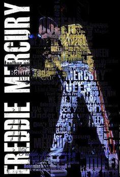 El mas grande... Freddie Mercury