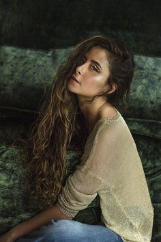 Camila Gallardo, Bad Girls Club, Wattpad Books, Long Hairstyles, Hair Inspo, Wavy Hair, Hair Goals, Hair Makeup, Dreadlocks