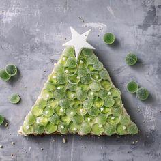 Vihreä kuula -kakku on talven hitti – vihaatko vai rakastatko? Christmas Is Coming, Christmas Time, Xmas, Christmas Desserts, Christmas Decorations, Yule Traditions, Sweet Pastries, Sweet And Salty, Desert Recipes