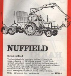 Forestry Nuffield ad.