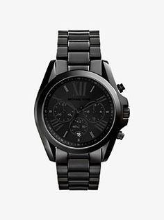 Bradshaw Black Watch by Michael Kors