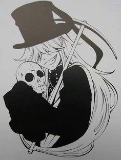 Black Butler kuroshitsuji - Undertaker