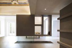ACA Amore Campione Architettura, Sebastiano Amore, Viagradne, Catania, Sizilien, Italien, Cortenstahl, Gewölbe, Renovierung, Erweiterung