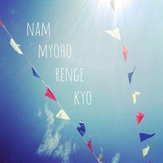 CADA UNO ES UN BUDA :D #nammyohorengekyo #nmrk