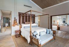The St. Regis Mauritius Resort - Grand Manor House Suite Bedroom