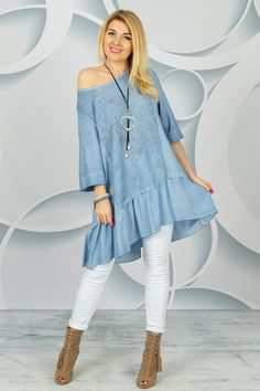 Bell Sleeves, Bell Sleeve Top, Spring Collection, Ruffle Blouse, Women, Fashion, Tunic, Moda, Fashion Styles