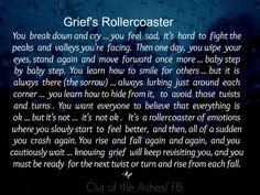 Grief's Rollercoaster