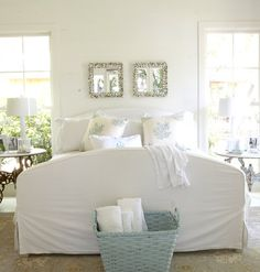 white bedrooms - Google Search