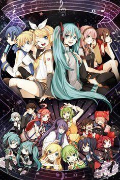 Vocaloid ❤️
