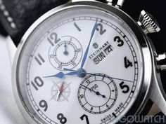 Steinhart Marine Chronograph | Часы | Kingowatch