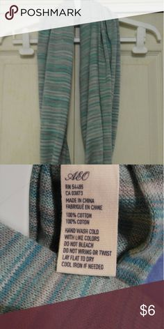 cotton infinity scarf Infinity Scarf by AEO.  Cotton AEO Accessories Scarves & Wraps