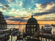 10 Best Things to Do in New England in the Fall - Enjoy boating's shoulder season at one of the newly renovated, coastal chic rooms at the Boston Harbor Hotel—home of the city's best waterfront panoramas—and island hop by day to Boston's Harbor Islands (like Georges and Spectacle Island) and other destinations accessible by boat (hello, Salem). The hotel is walking distance to all the wharfs and ferry links, and you can even take a water taxi to the hotel from the airport.