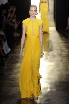Cushnie et Ochs at New York Spring 2015